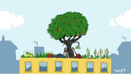 l'agriculture urbaine comme nouvel enjeu des politiques publiques